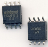 Флеш BIOS FLASH SPI