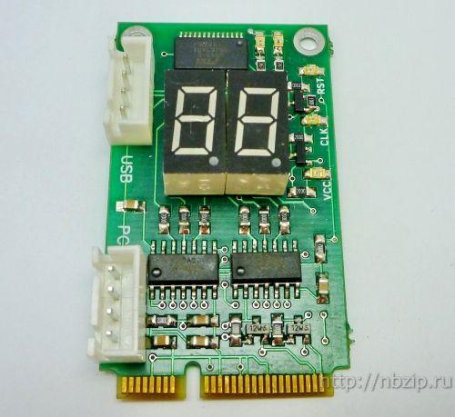 Купить POST карта Compal с USB