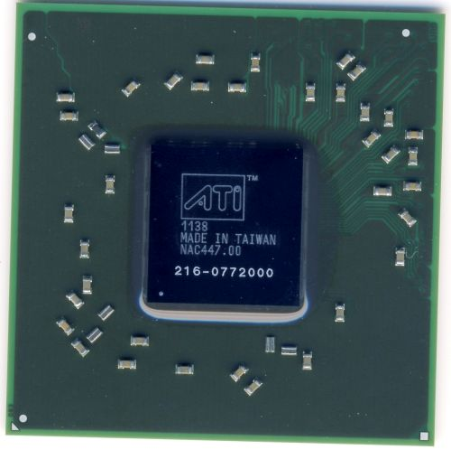 Купить 216-0772000 видеочип AMD Mobility Radeon HD 5650
