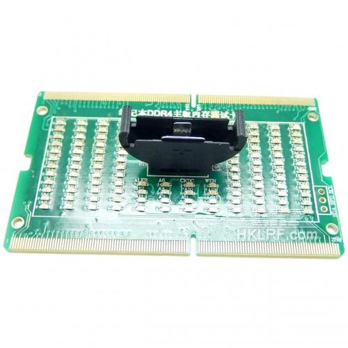 DDR4 сокет тестер