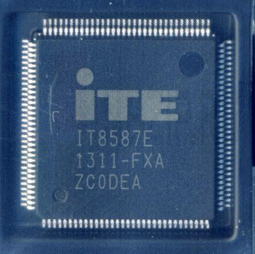 IT8587E-FXA мультиконтроллер ITE