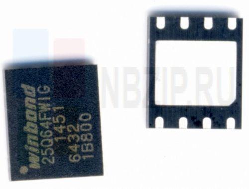 W25Q64FVSIG flash Winbond