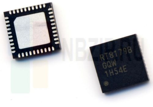 RT8179B , 8179B ШИМ контроллер