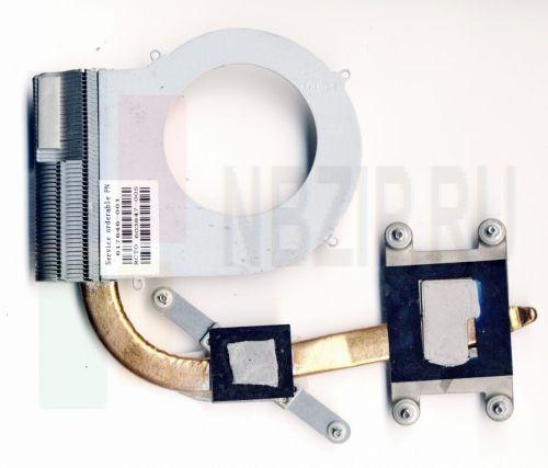 617646-001 Термотрубка HP Pavilion G4, G6-1000, G7-1000