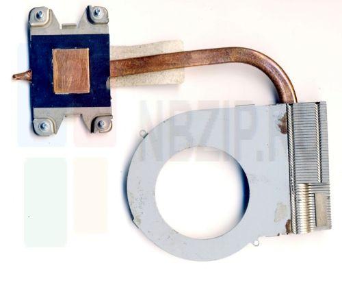 Тепловая трубка системы охлаждения для HP G6-1000 серии