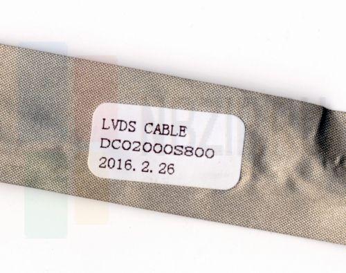 Шлейф матрицы для Toshiba Satellite L500 L500D DC02000S800