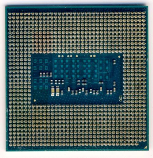 Процессор для ноутбука i7-4700MQ Haswell sr15h