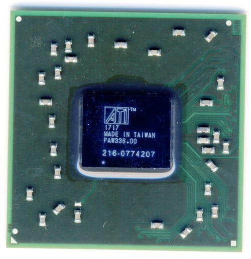 216-0774207 видеочип  ATI Radeon HD 6370