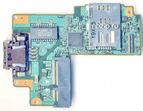 IFX-541 Sony Vaio PCG-21111M VPCX LAN / GSM Board 1-880-604-12