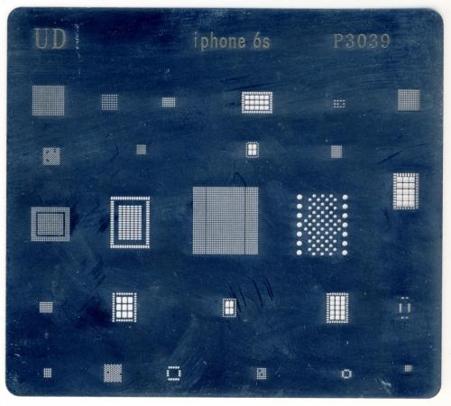 Трафарет для ремонта Apple Iphone 6s