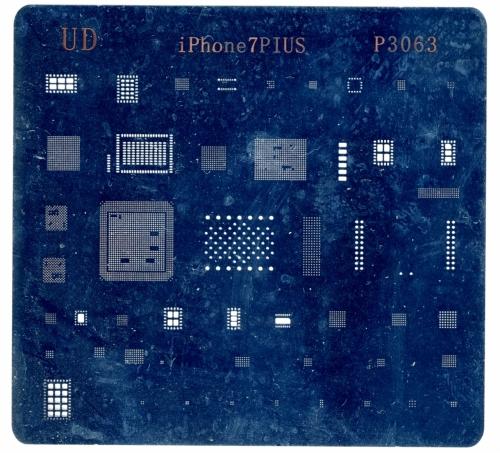 Трафарет для ремонта Apple Iphone 7 Plus