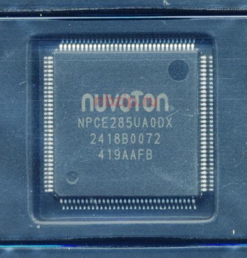 NPCE285UA0DX Мультиконтроллер Nuvoton