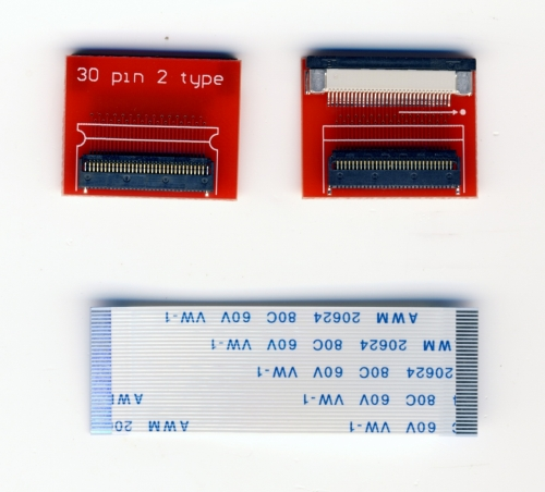 Переходник для проверки клавиатур Apple