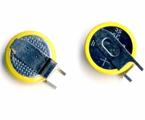 Батарейка BIOS под пайку CR1225, CR1220 аналог ML1220
