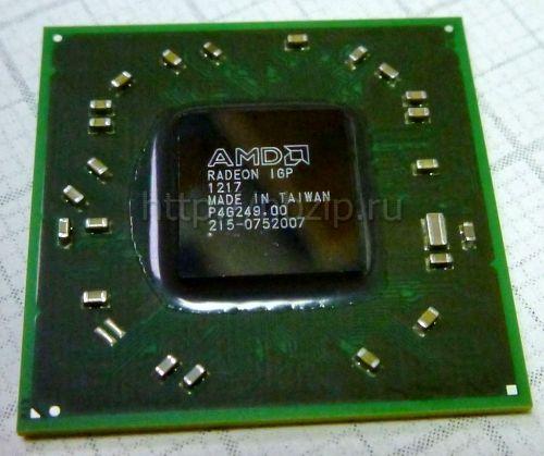 Купить 215-0752007 северный мост AMD RX881