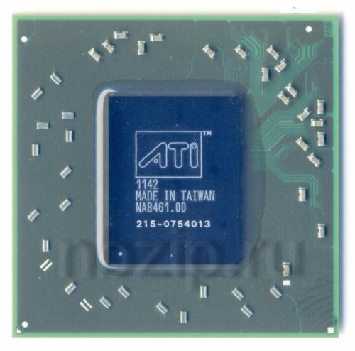 215-0754013 аналог 216-0769010 видеочип ATI