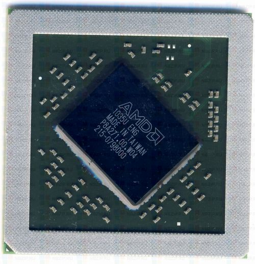 Купить видеочип ATI 215-0798000