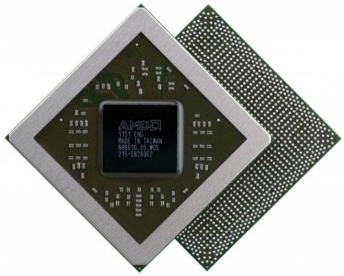 215-0828062 видеочип ATI Radeon HD 7870/7850 Аналог 216-0836036