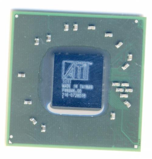 216-0728018 видеочип AMD Mobility Radeon HD 4570