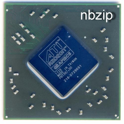 216-0729051 видеочип AMD Mobility Radeon HD 4670 аналог чипа 216-0729042