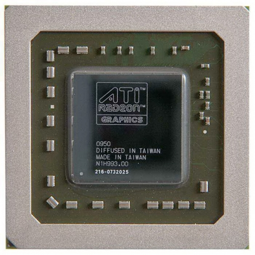 216-0732025 видеочип AMD Mobility Radeon HD 4850M