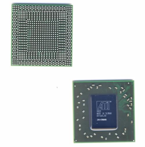 216-0769008 видеочип Mobility Radeon HD 5850M замена 216-0769023