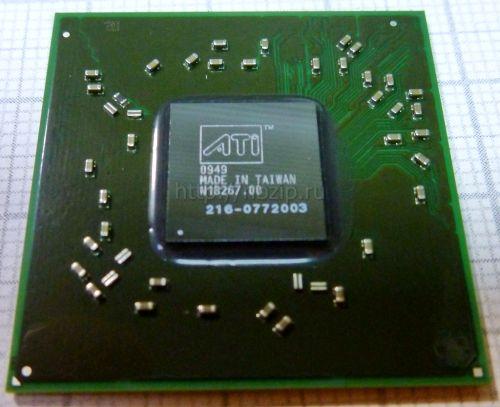 Купить 216-0772003 видеочип ATI Mobility Radeon HD 5750