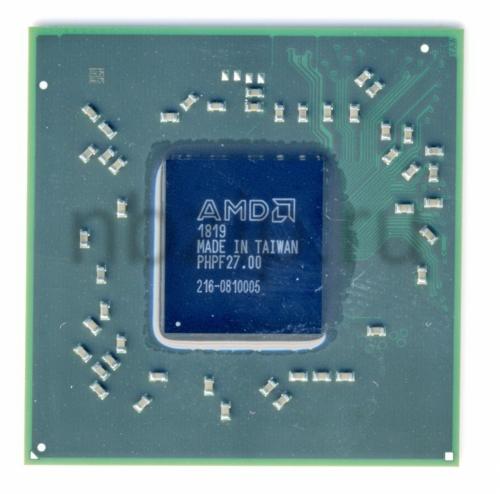 216-0810005 видеочип AMD Mobility Radeon HD 6750
