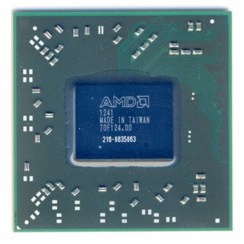 216-0835063 видеочип AMD Radeon HD 7850M