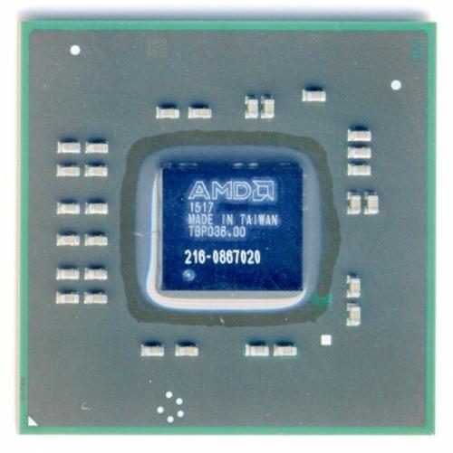 216-0867020 видеочип AMD, ATI