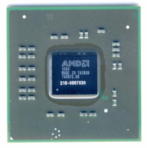 216-0867030 видеочип AMD