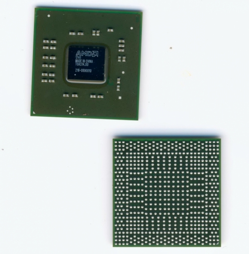 216-0890010 Видеочип AMD