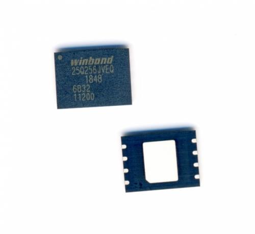 25Q256JVEQ SPI Flash Winbond 256MBit