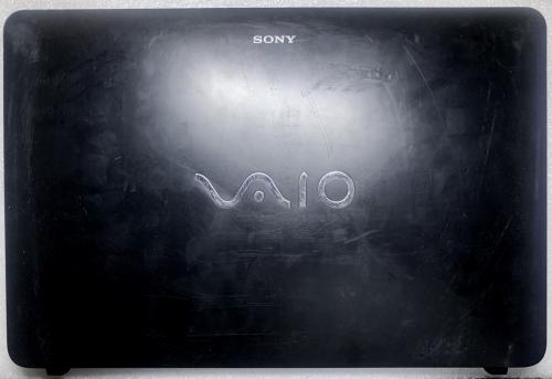 3FHK9LHN000 Крышка матрицы SONY Vaio SVF15 SVF152 SVF151 с рамкой и петлями
