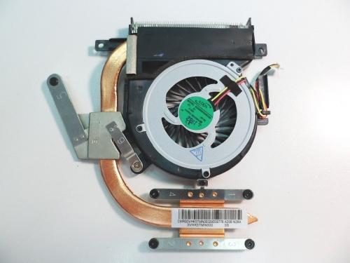 3VHK5TMN000 Система охлаждения 3VHK5TMN000 для ноутбука Sony Vaio SVE151