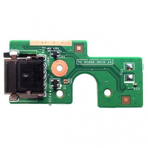 Плата 1xUSB для ноутбука Lenovo IdeaPad B590 ,V580 48.4TE02.011 LA58 USB BD