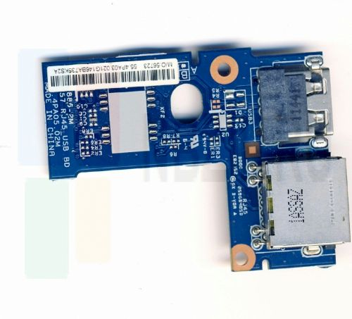 Плата USB и LAN 10886-2M LZ57 48.4PA05.02M