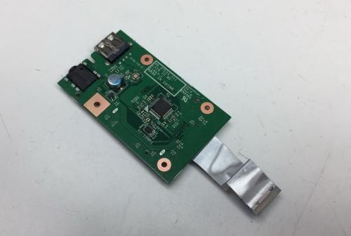 Lenovo B590 , V580 Audio USB Card Reader с кабелем 48.4te03.011