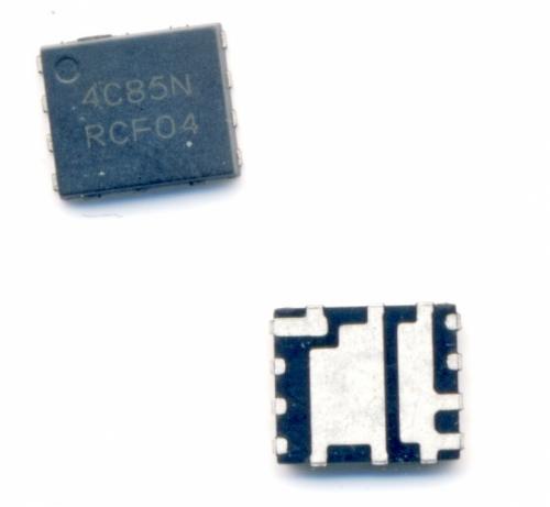 4C85N , NTMFD4C85N PowerPhase, Dual N-Channel