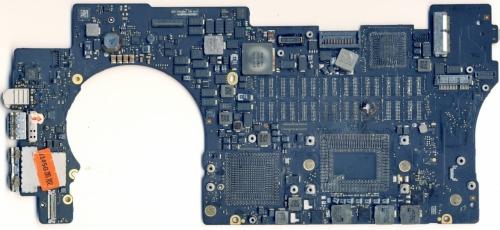 820-00426-A #6 Плата MacBook Pro A1398 донор компонентов