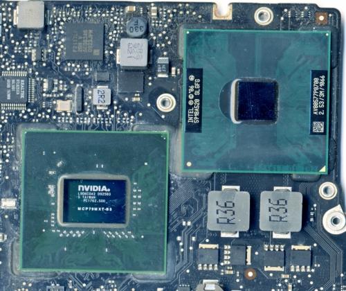 820-2530-A материнская плата MacBook Pro 13 A1278  MB990 820-2530A , 2009