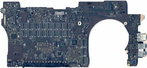 820-3332-A #3 Плата MacBook Pro A1398 донор компонентов