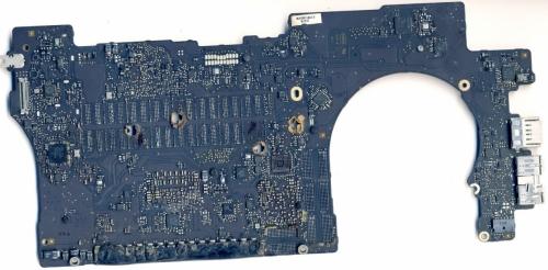 820-3332-A #4 Плата MacBook Pro A1398 донор компонентов