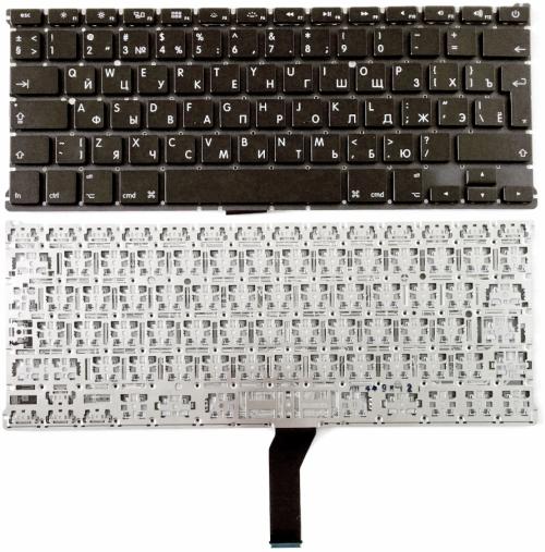 Клавиатура ноутбука MacBook Air 13 A1369 A1466, русская