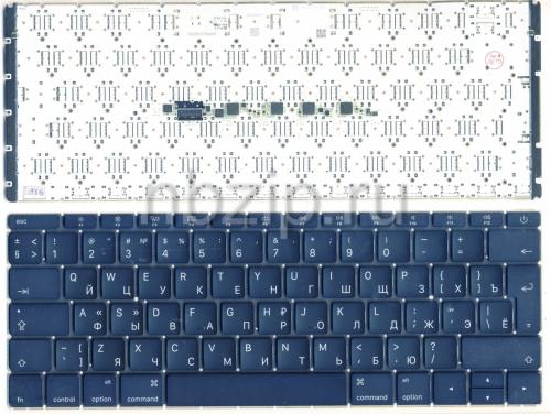 Клавиатура MacBook 12 A1534 русская .