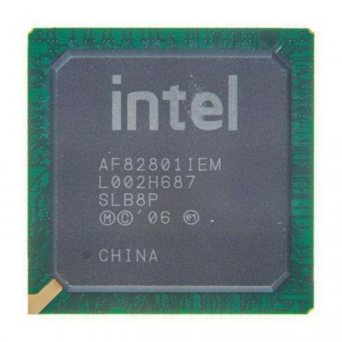 AF82801IEM южный мост Intel SLB8P