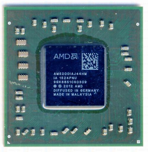 AM5200IAJ44HM A6-5200 процессор для ноутбука AMD