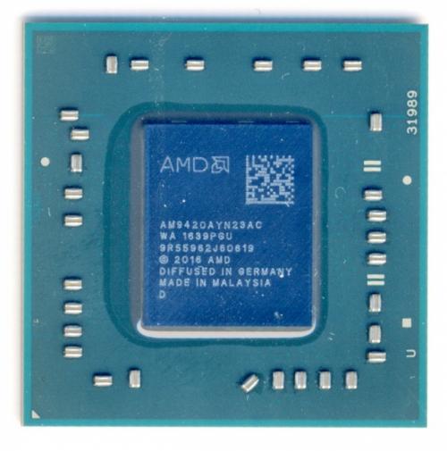 AM9420AYN23AC процессор AMD A9-9420 notebook