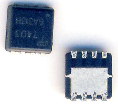 Транзистор  AON7403 , TPCC8131  P-Channel Mosfeet