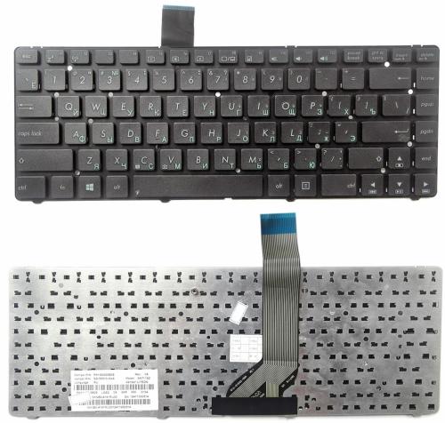 Клавиатура ноутбука Asus K45, U46, U44, U43F